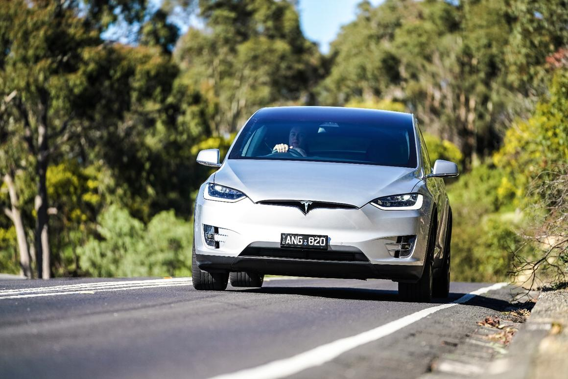 Model X P100d Review Does Tesla S Electric Suv Pass The