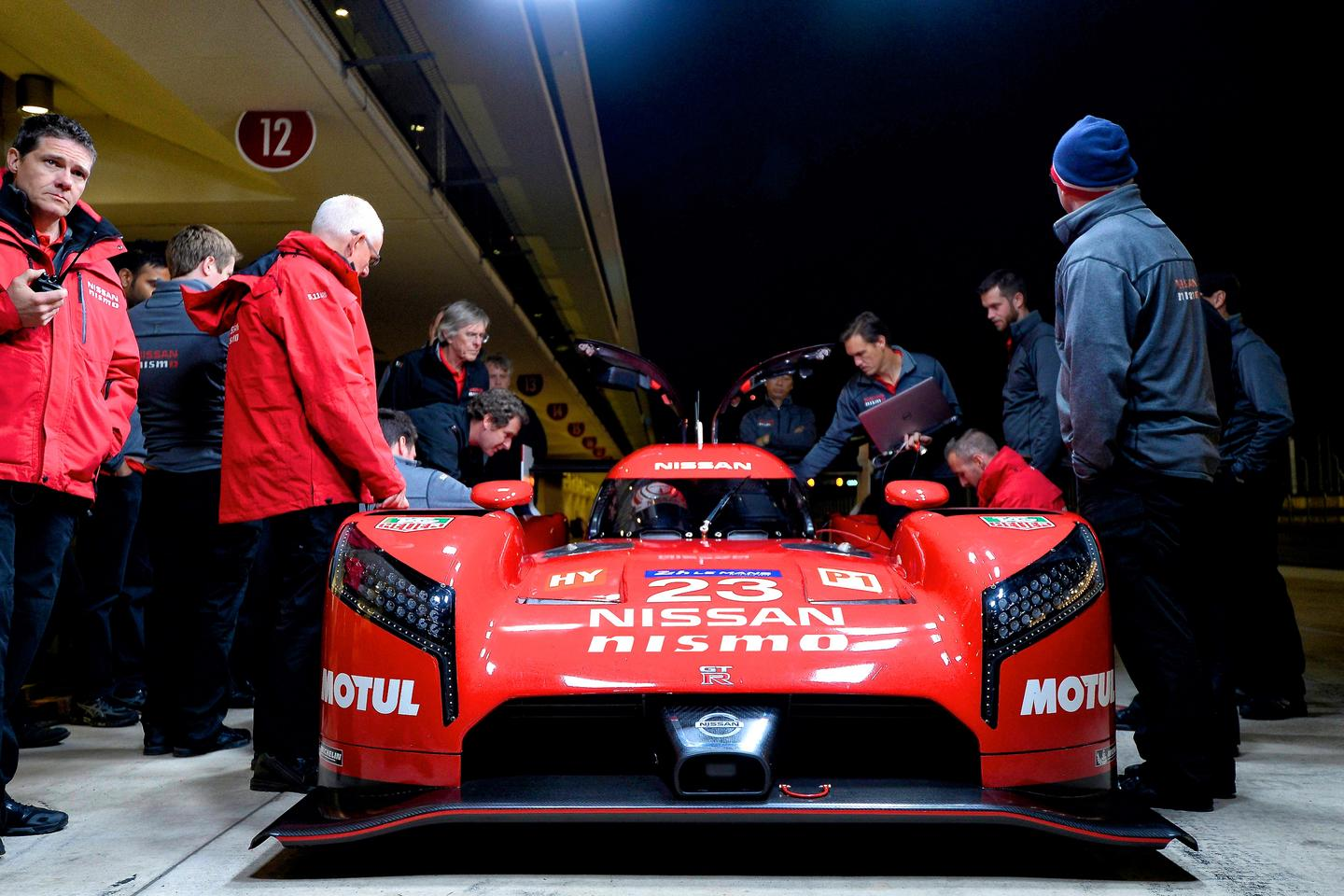 The Nissan GT-R LM NISMO LM P1 is, to put it bluntly, one of the craziest ideas to pull out onto a race track in decades