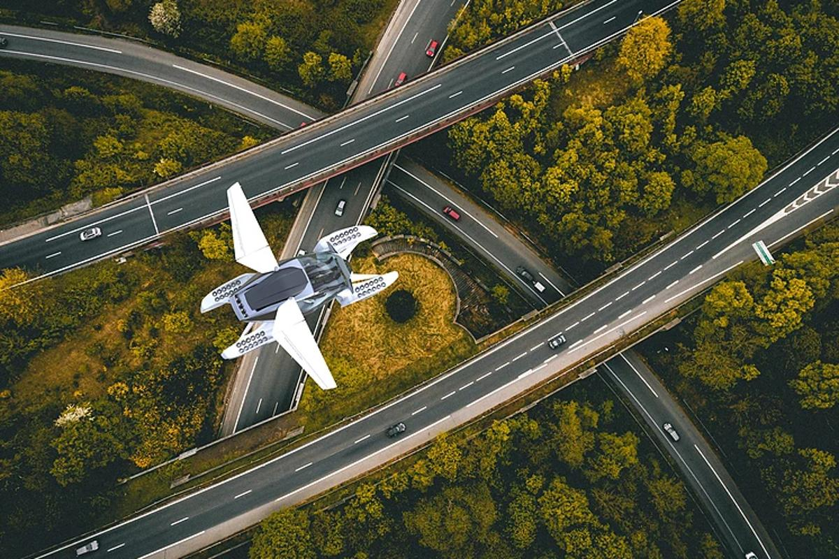 Hoversurf's Project Forumla: soaring above the freeways, that's the dream