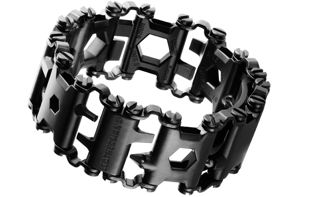 The manly-lookin' Leatherman Tread
