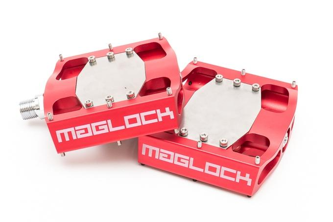 The new-and-improved MagLOCK pedals