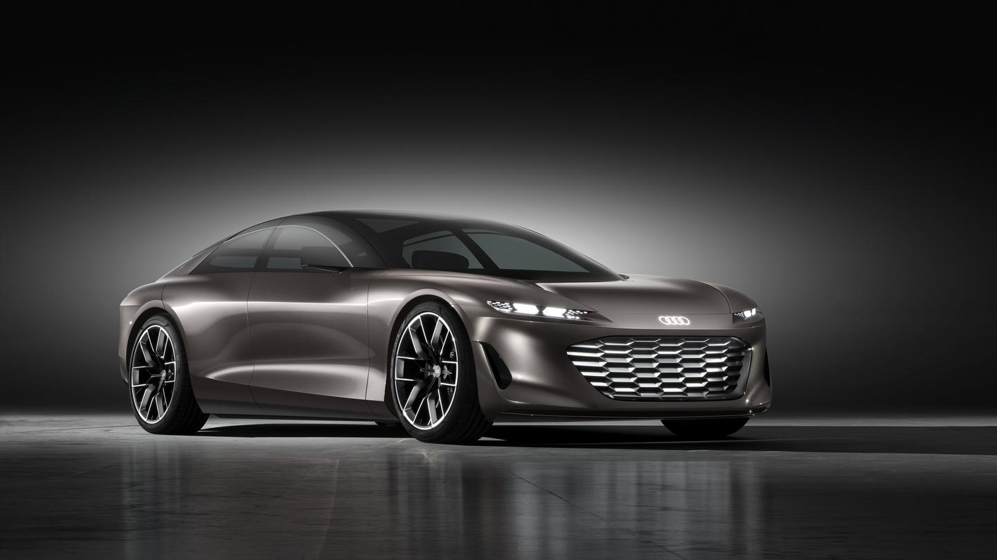 Audi applies new styling and Level 4 autonomy to the full-size luxury sedan