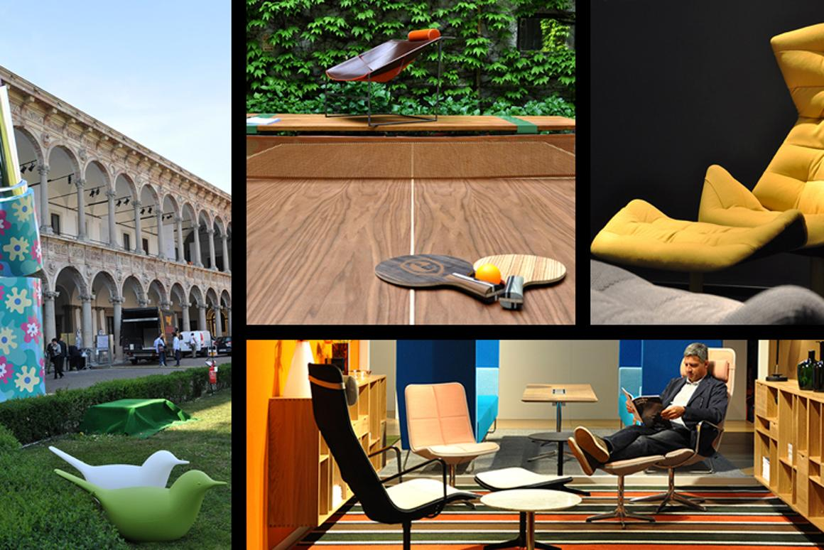 Gizmag's highlights from the 54th edition of Salone del Mobile in Milan (Photo: Edoardo Campanale/Gizmag.com)