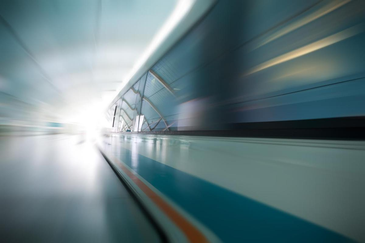Russia is reportedly hatching a plan for a high-speed transport system of its own