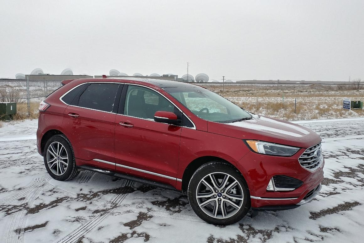 The 2019 Ford Edge is a well-done midsize two-row crossover, but it competes in a segment full of good choices