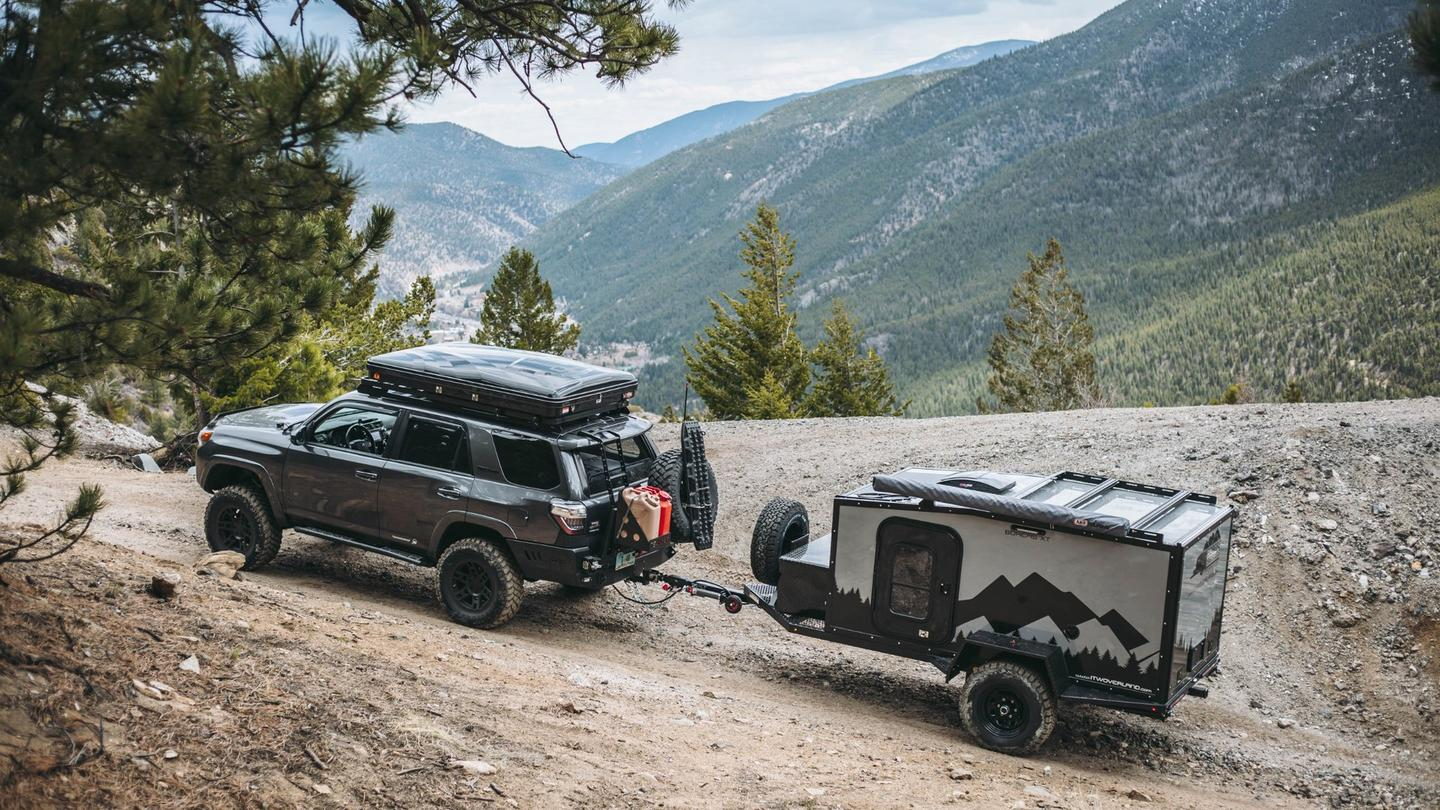 Boreas releases a more simply equipped, less expensive off-road trailer option