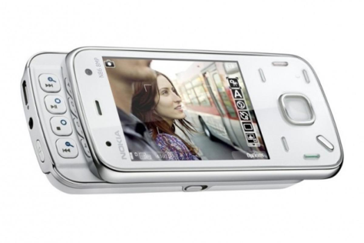 Nokia N86 Smartphone