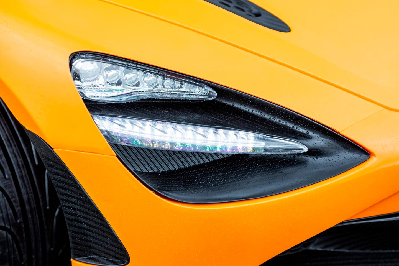 Functional headlights