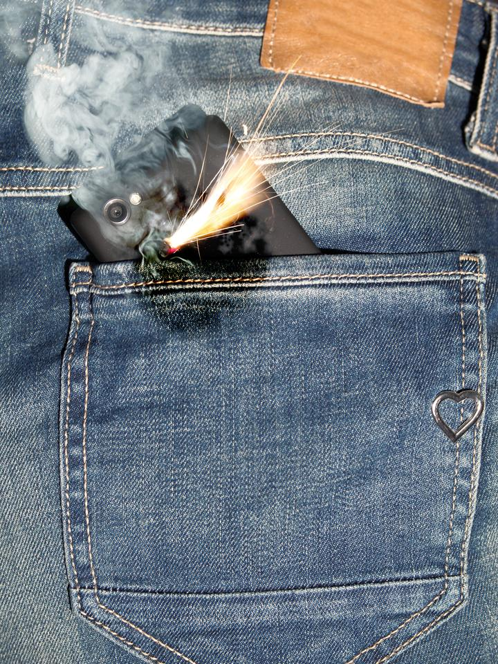 Burning phones may be a thing of the past