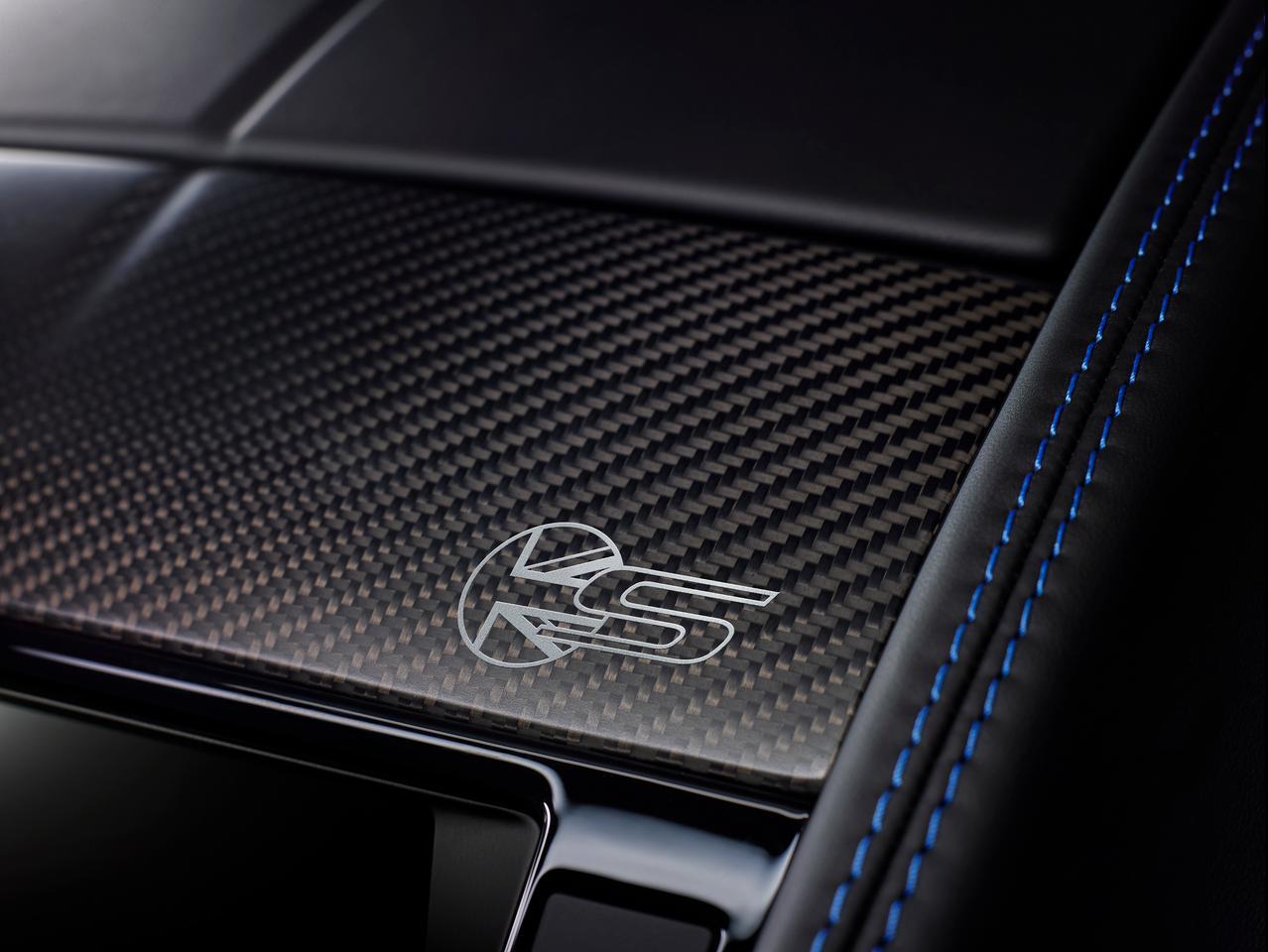 The Jaguar F-Type British Design Edition detailing