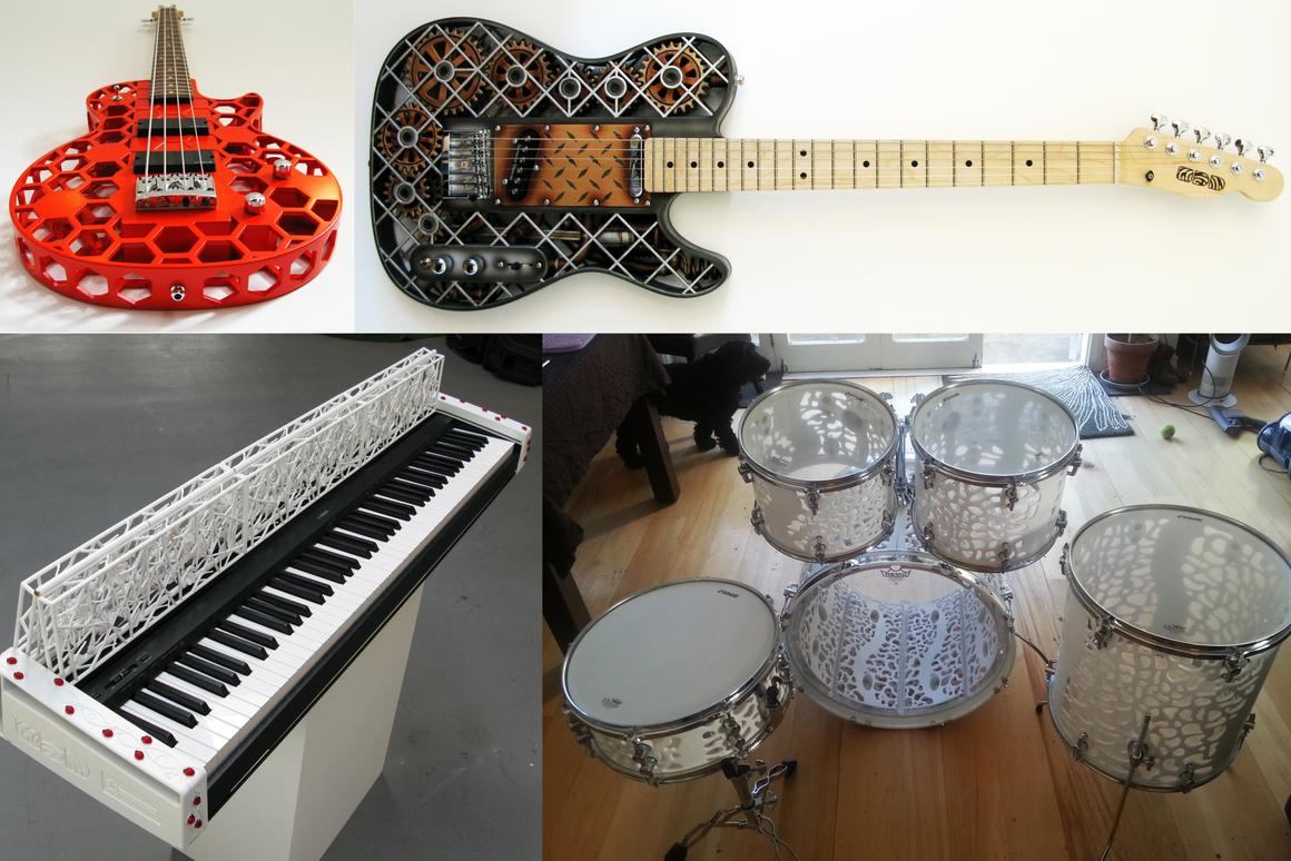 An ensemble of ODD instruments will take to the stage at Euromold in Frankfurt, Germany, between December 3 and 6