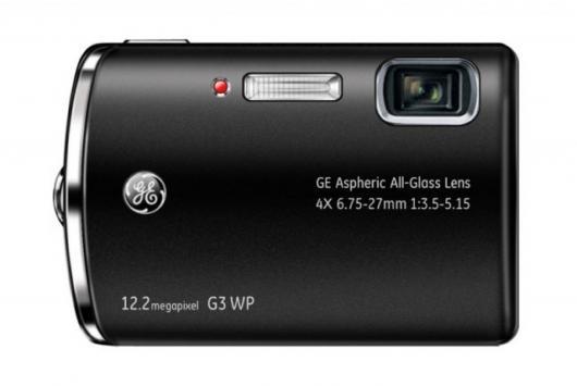 GE G3WP - waterproof digital compact camera