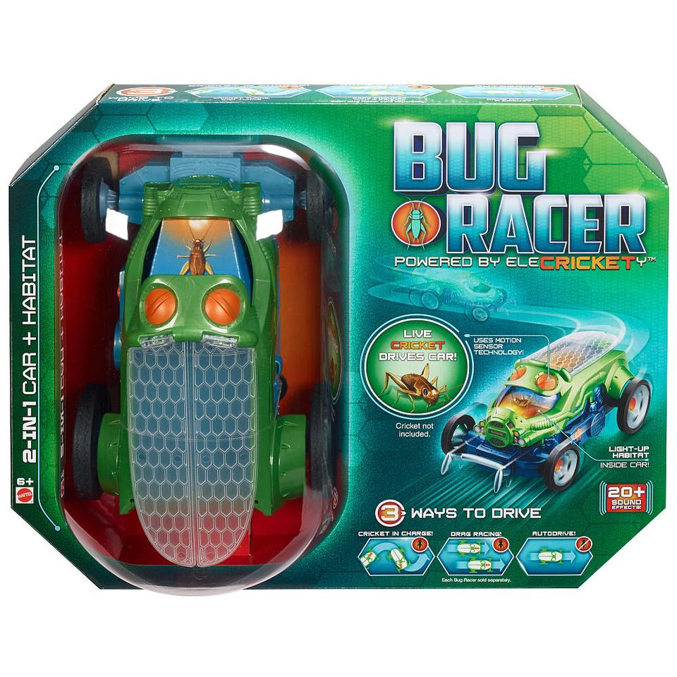 The Bug Racer is priced at $30