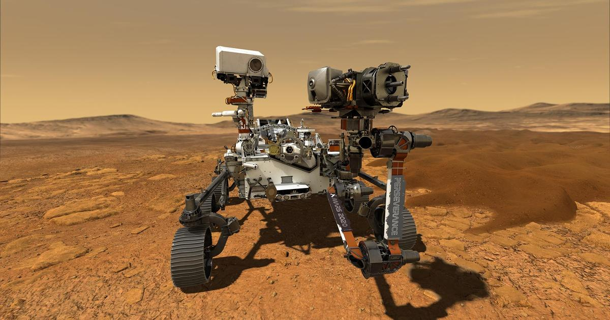 Mars rover mission faces technical issues soon after launch