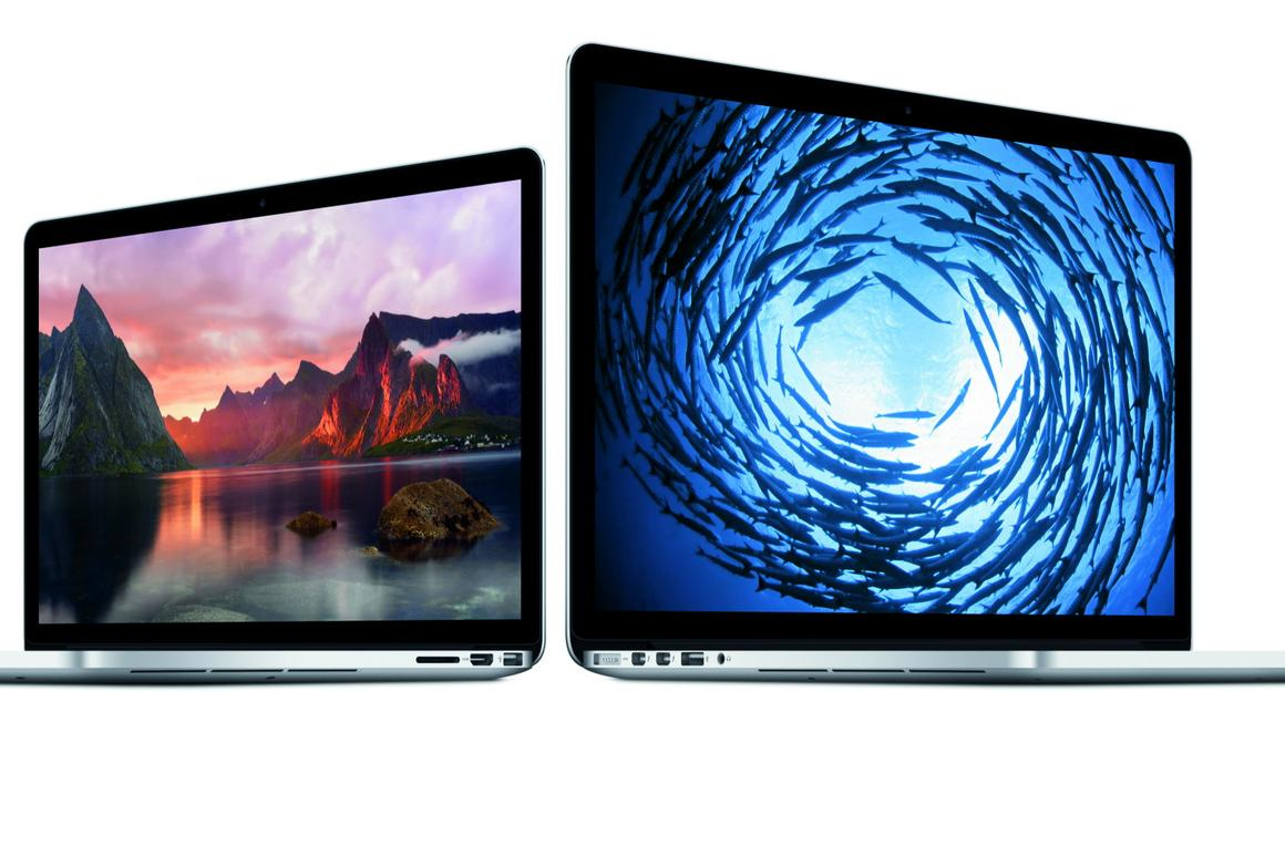 Today Apple upgraded the offerings in its MacBook Pro with Retina display line