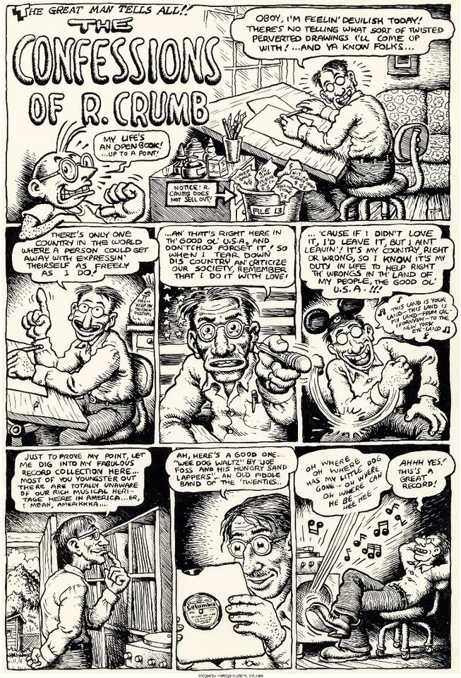 Fritz The Cat Becomes The Most Expensive American Comic Art