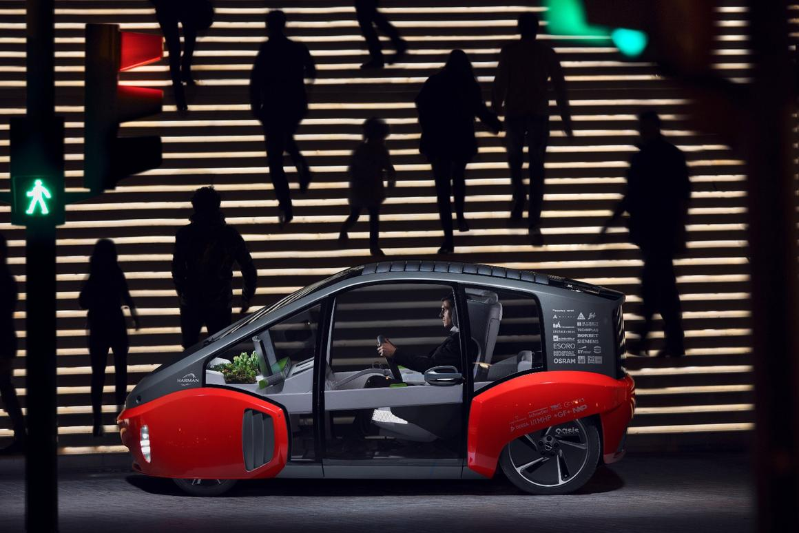 Last year Rinspeed abandoned its longstanding tradition of Geneva Motor Shows debuts, opting to revealits annual concept at CES, and it will do so again this year