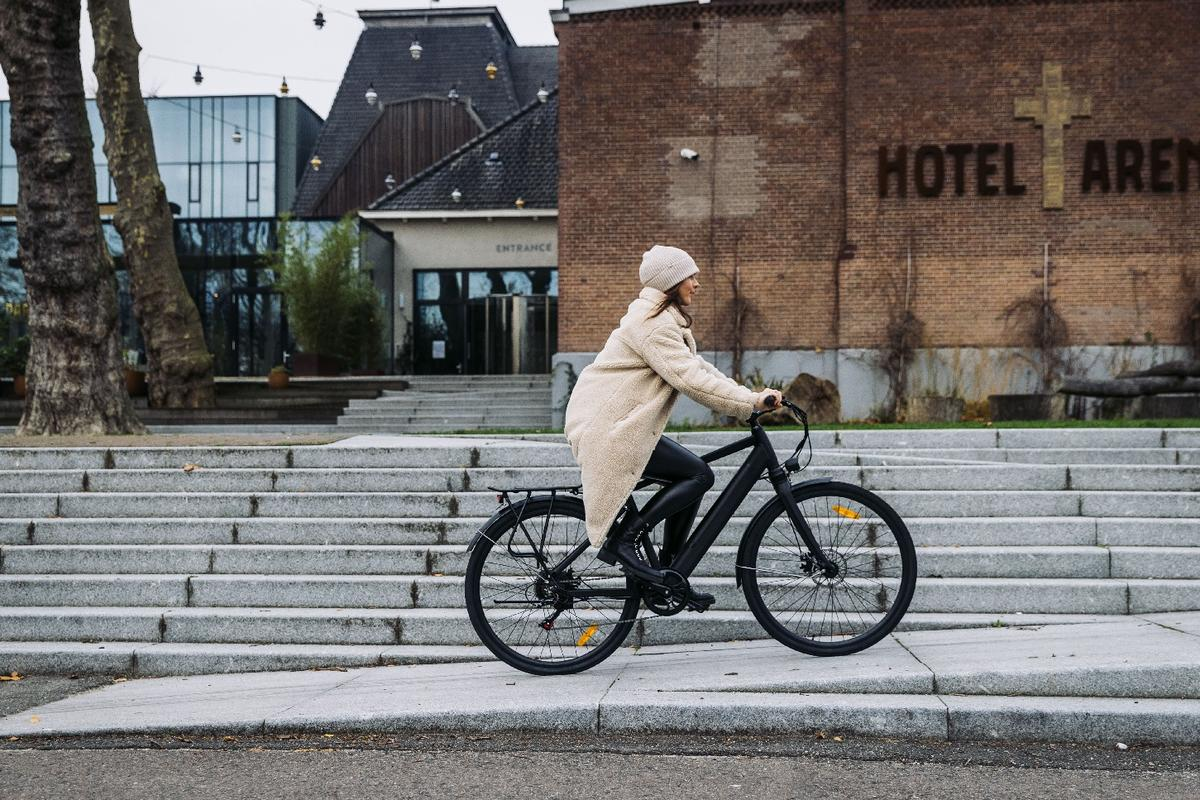 Ebikes make cycling uphill less of a chore, but the Three Phase One Boost model has a throttle mode to make things even easier