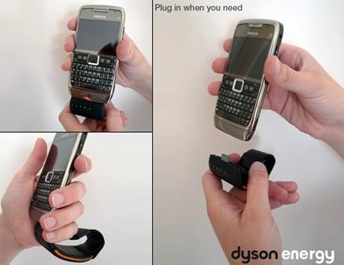 Dyson energy bracelet design