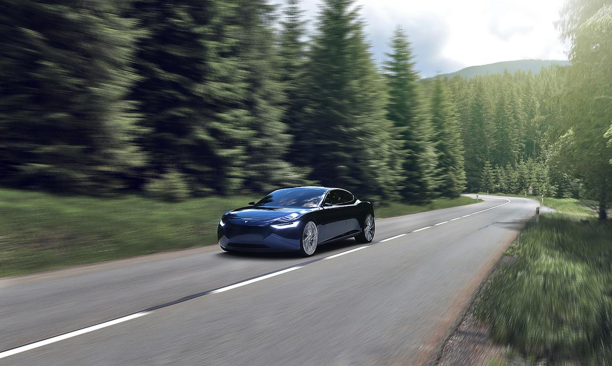 """The electric Freco Reverie will offer blistering acceleration, sky-high top speeds and a """"built in Norway"""" badge."""