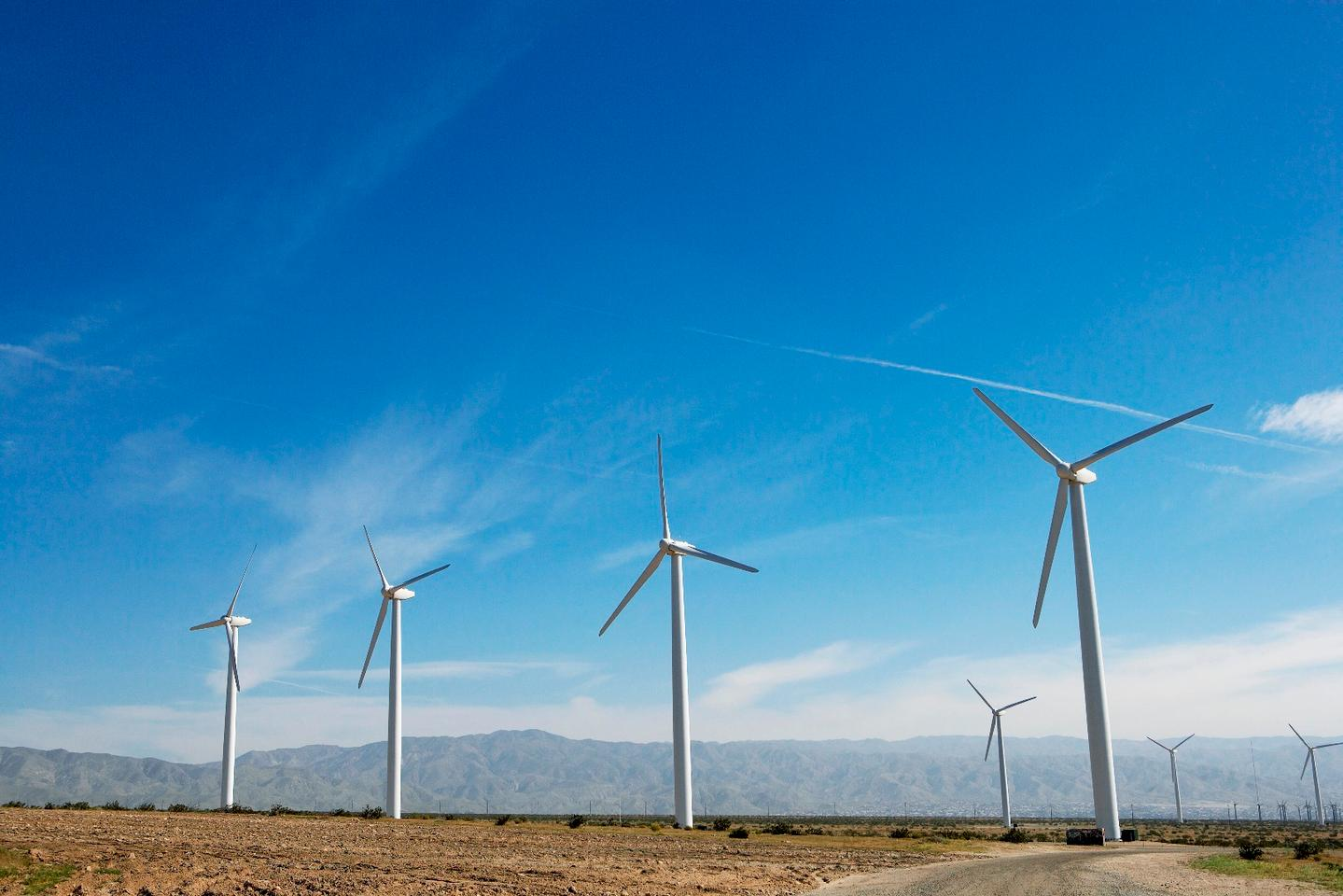 A new thermoplastic resin could make it possible to more fully recycle wind turbine blades, and to manufacture them using less energy
