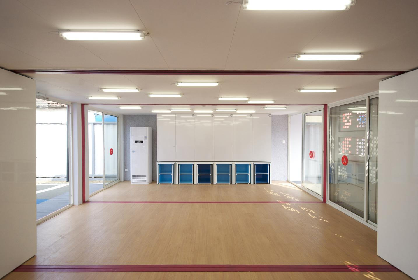 The community centre was completed in 2013 (Photo: Jennifer Ha)