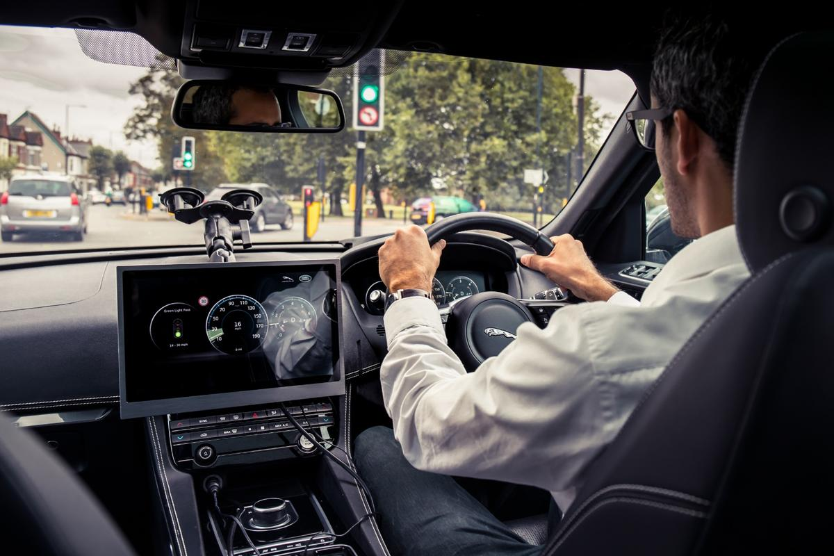 Vehicle-to-infrastructure communications will form a crucial part of any autonomous driving architecture