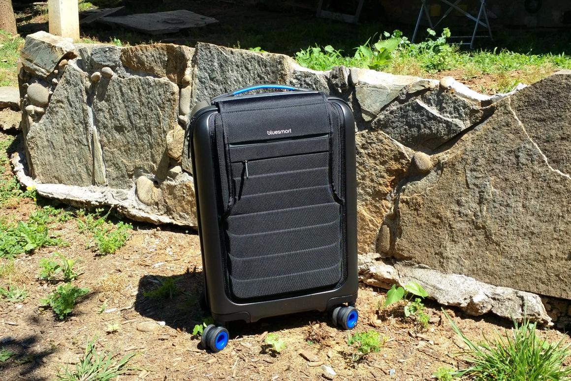 Is smart luggage asmart choicefor you?
