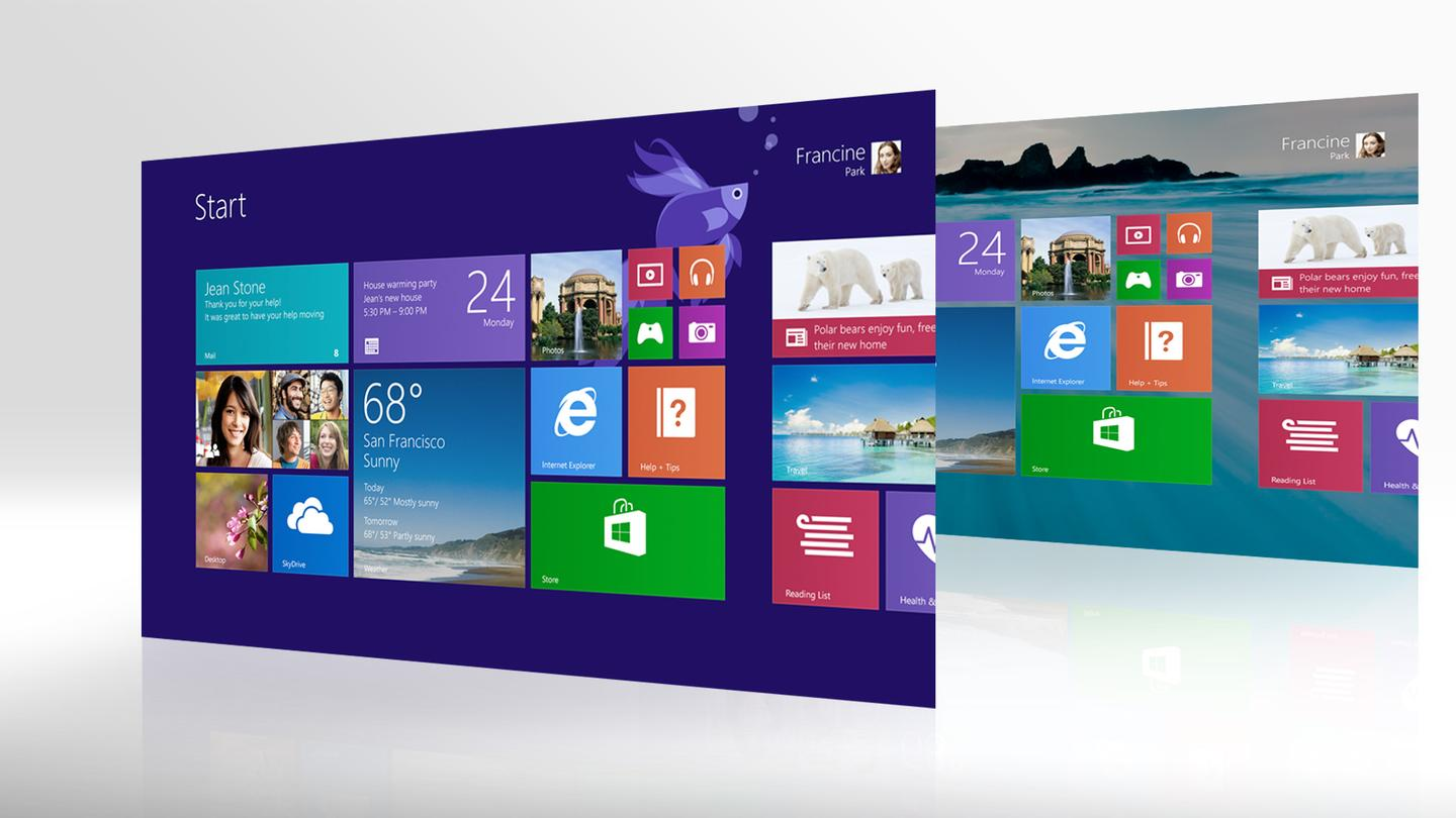 Microsoft made an early public preview of Windows 8.1 available for developers and brave consumers