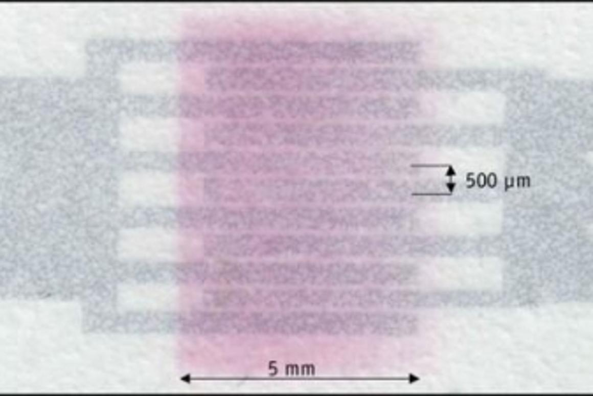 Breakthrough In Printed Electronics