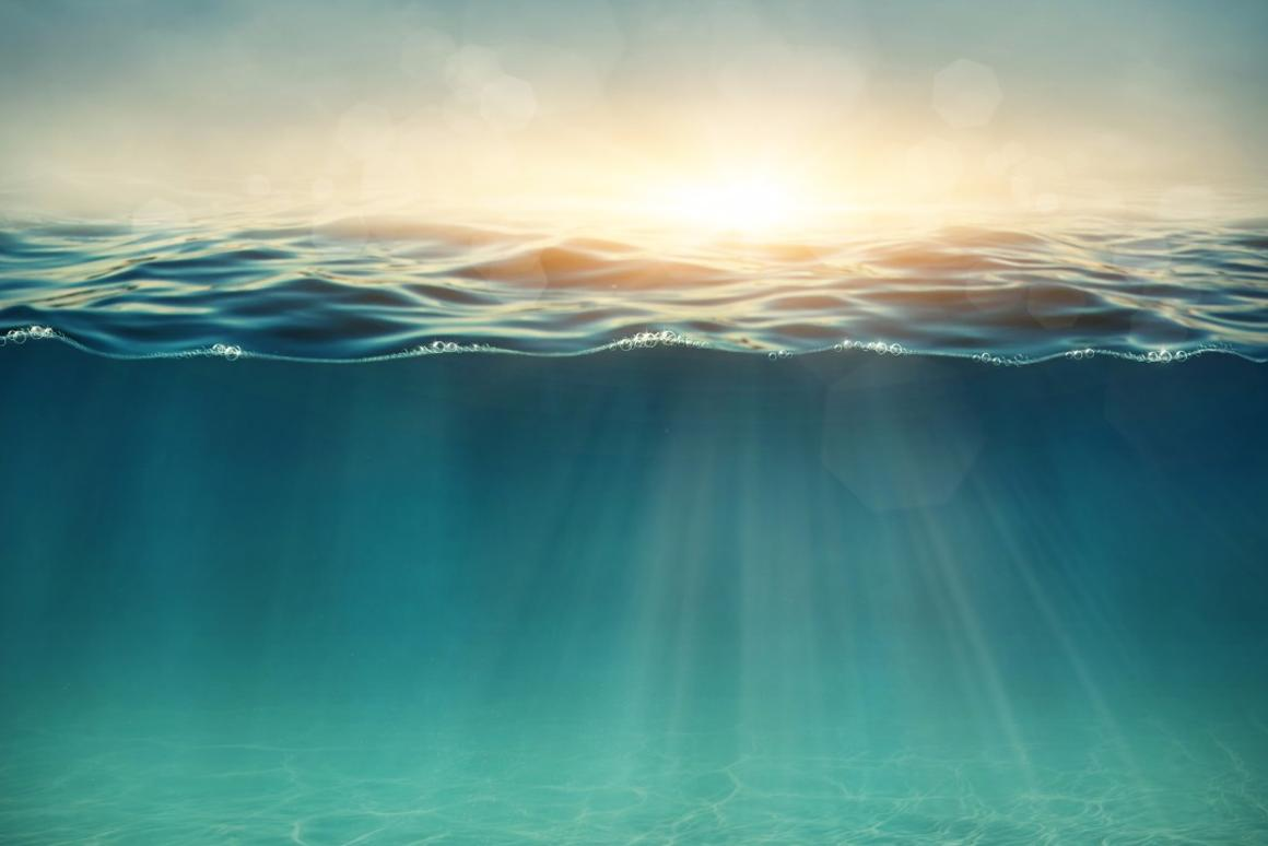 Listening underwater could help us narrow down the search for planes when they impact the ocean surface