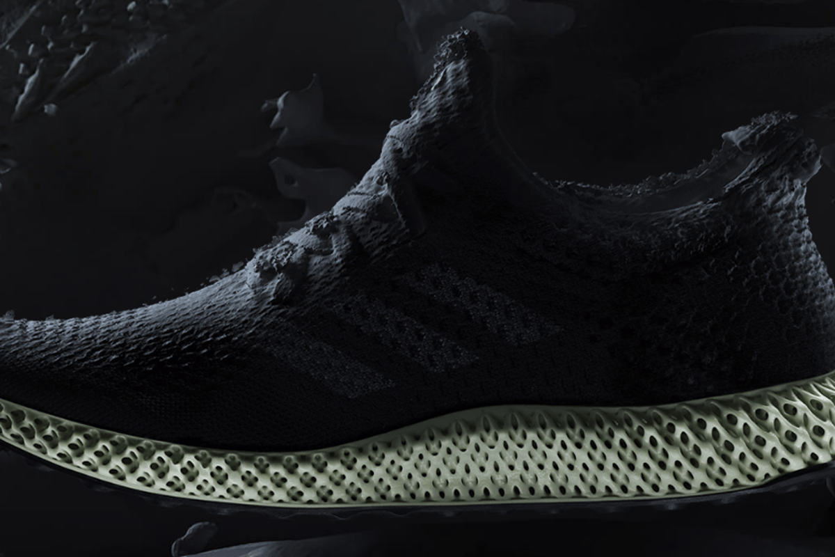 To begin with, 5,000 pairs of the Futurecraft 4D will become available later this year
