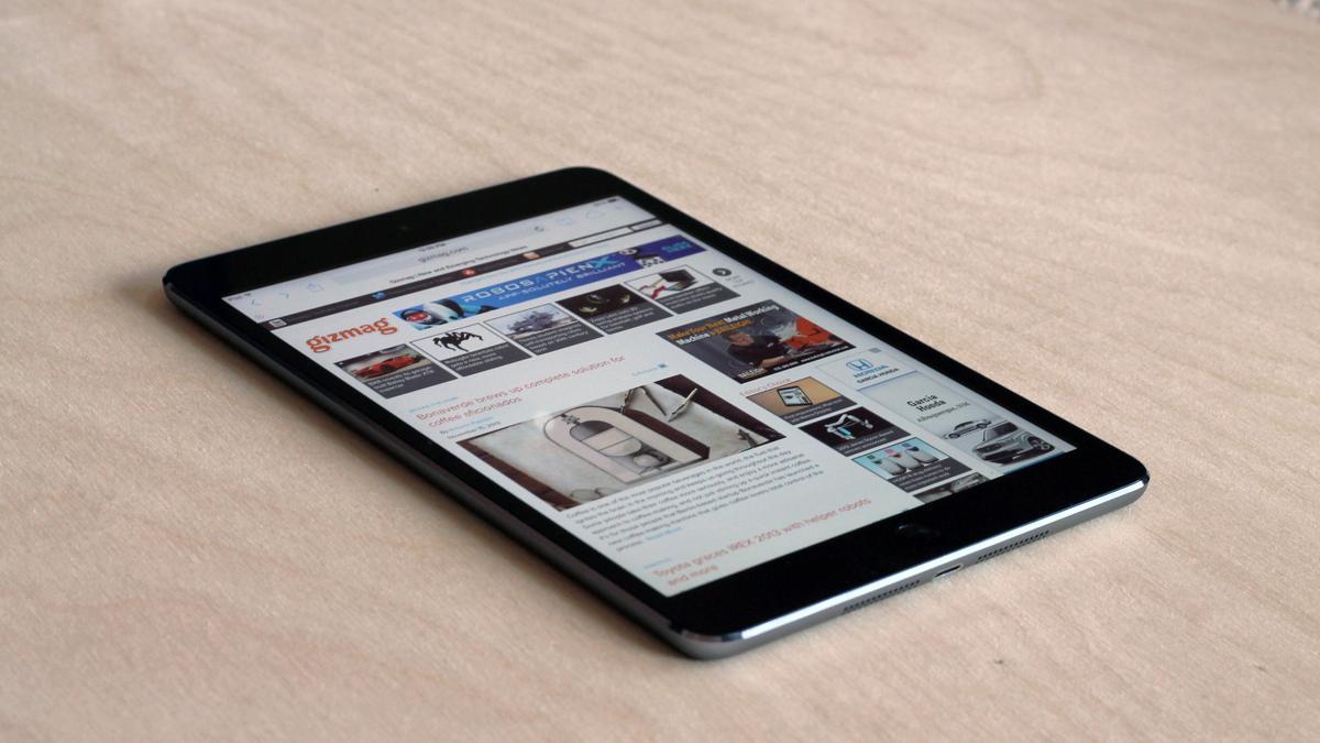 Gizmag reviews Apple's new (2nd generation) iPad mini with Retina Display