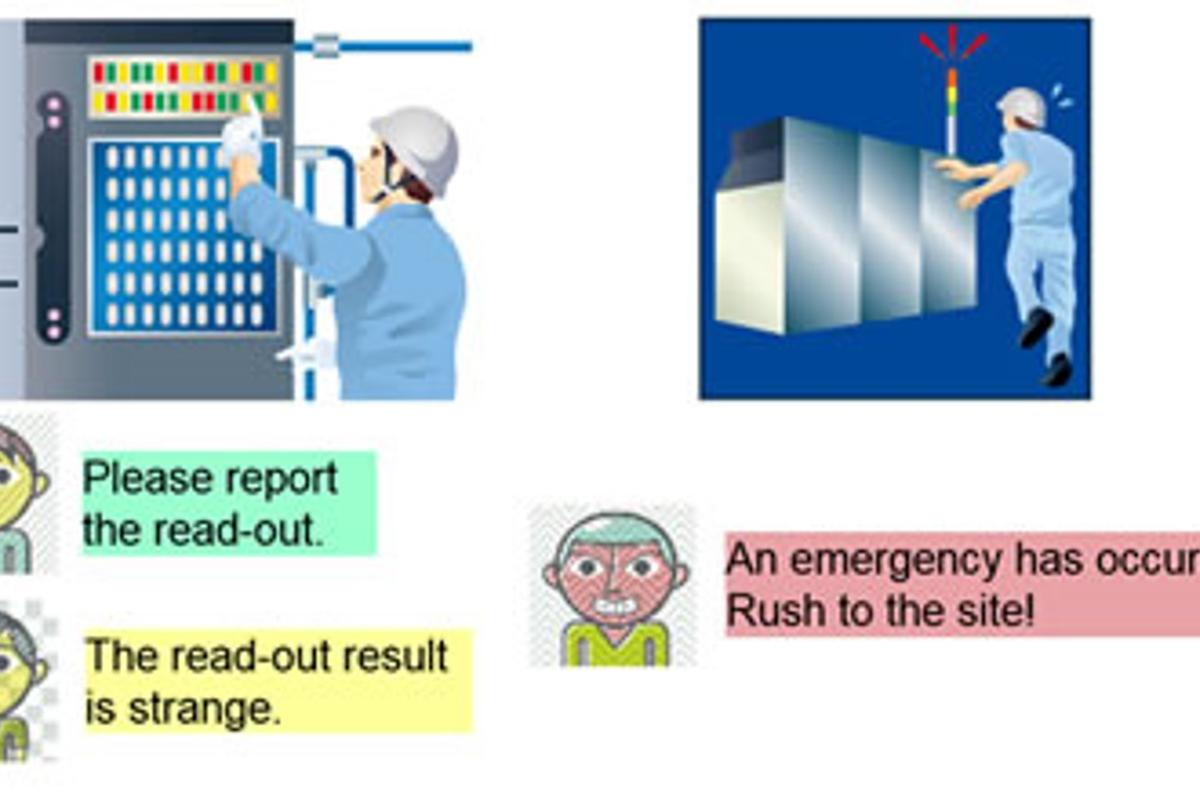 Fujitsu's newly-developed speech synthesis system can produce voices to suit different situations