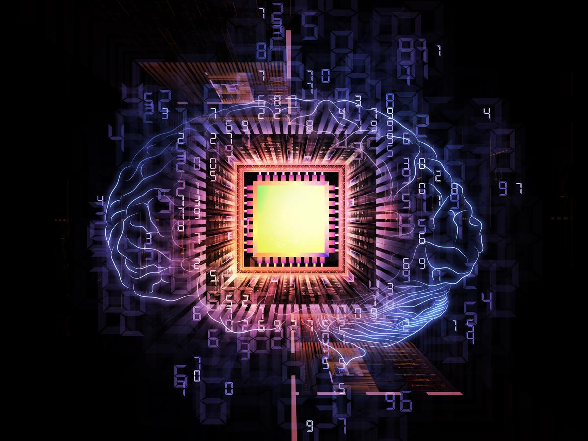 Swiss researchers have taken an important step towards imitating the brain's information processing (Image: Shutterstock)