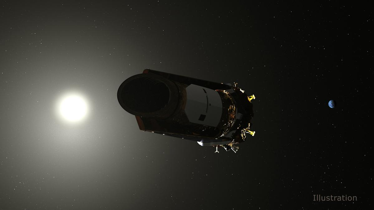 NASA's Kepler space telescope discovered thousands of planets outside our solar system, and revealed that our galaxy contains more planets than stars