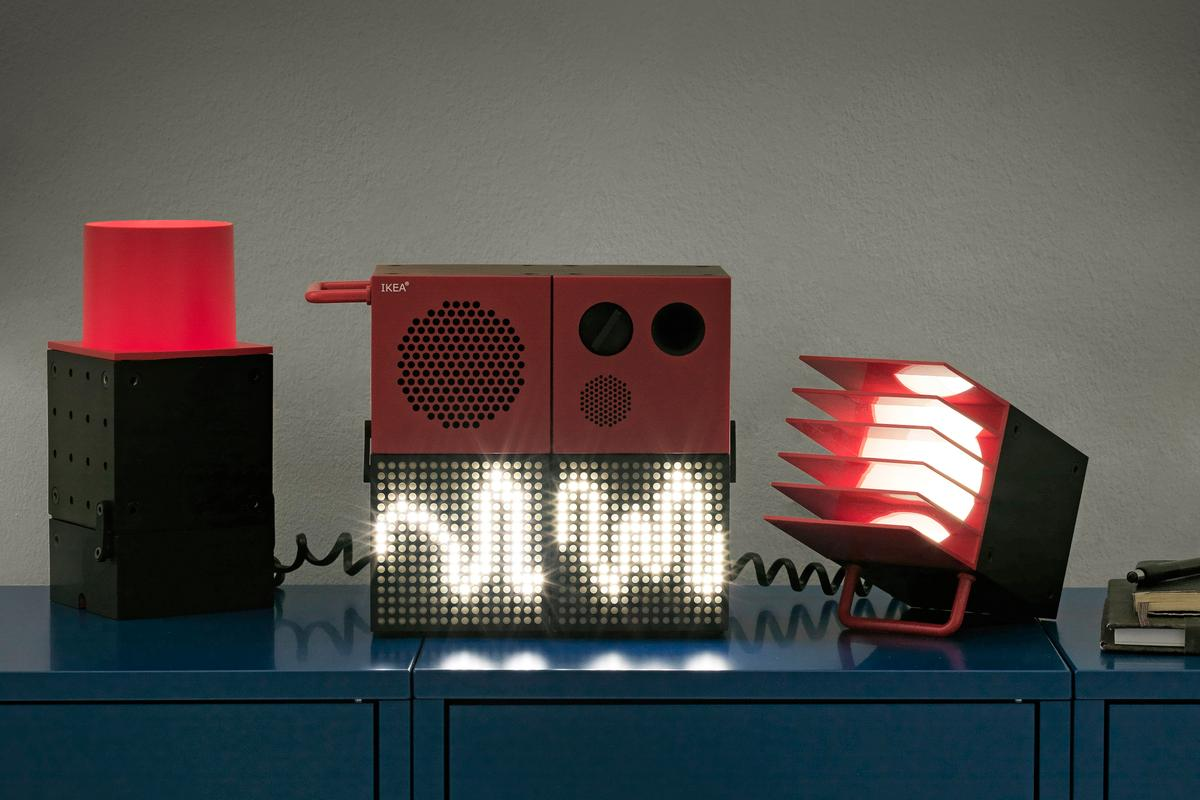 Ikea has partnered with teenage engineering to get the party started in 2020