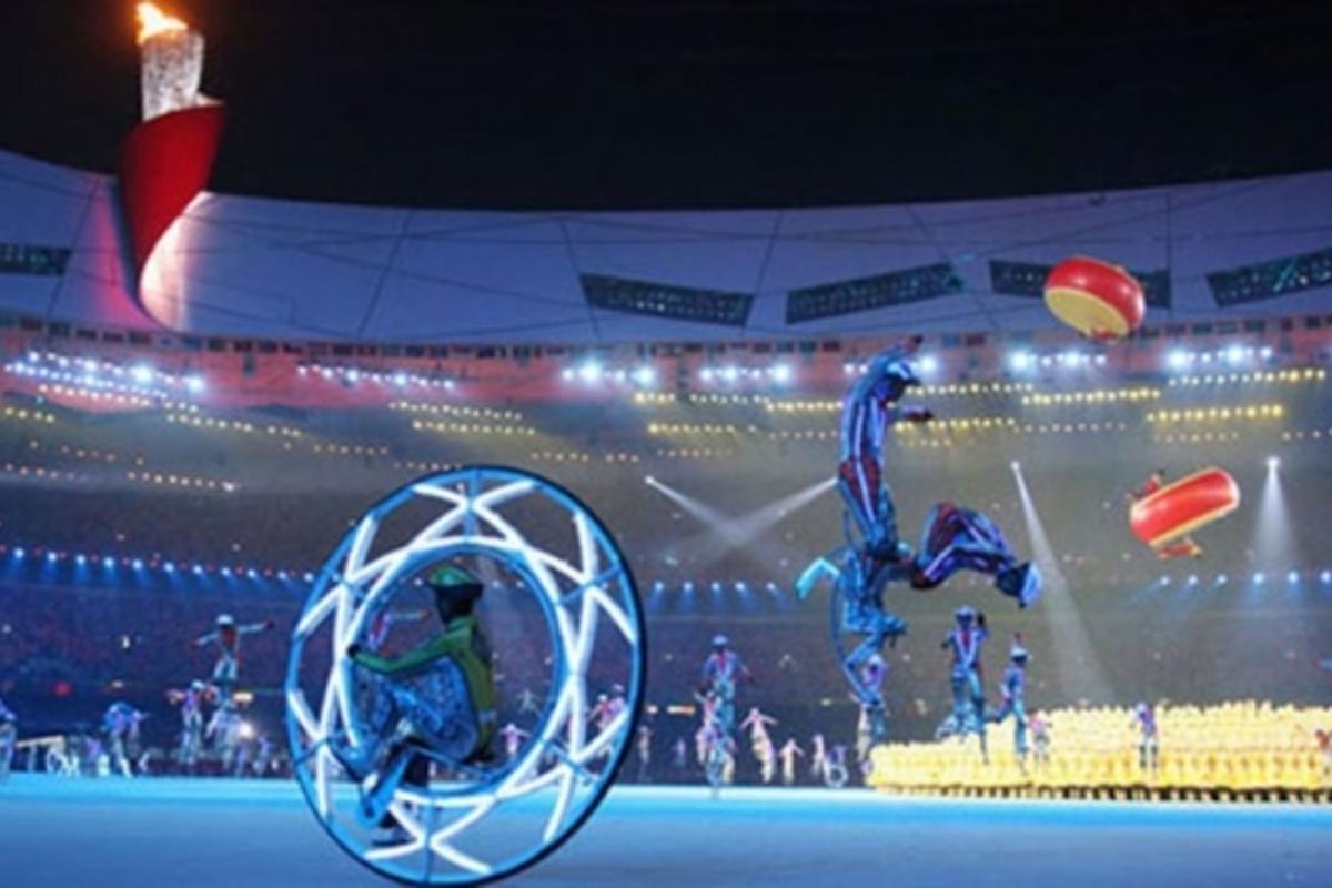 monovelo at the 2008 Beijing Olympics