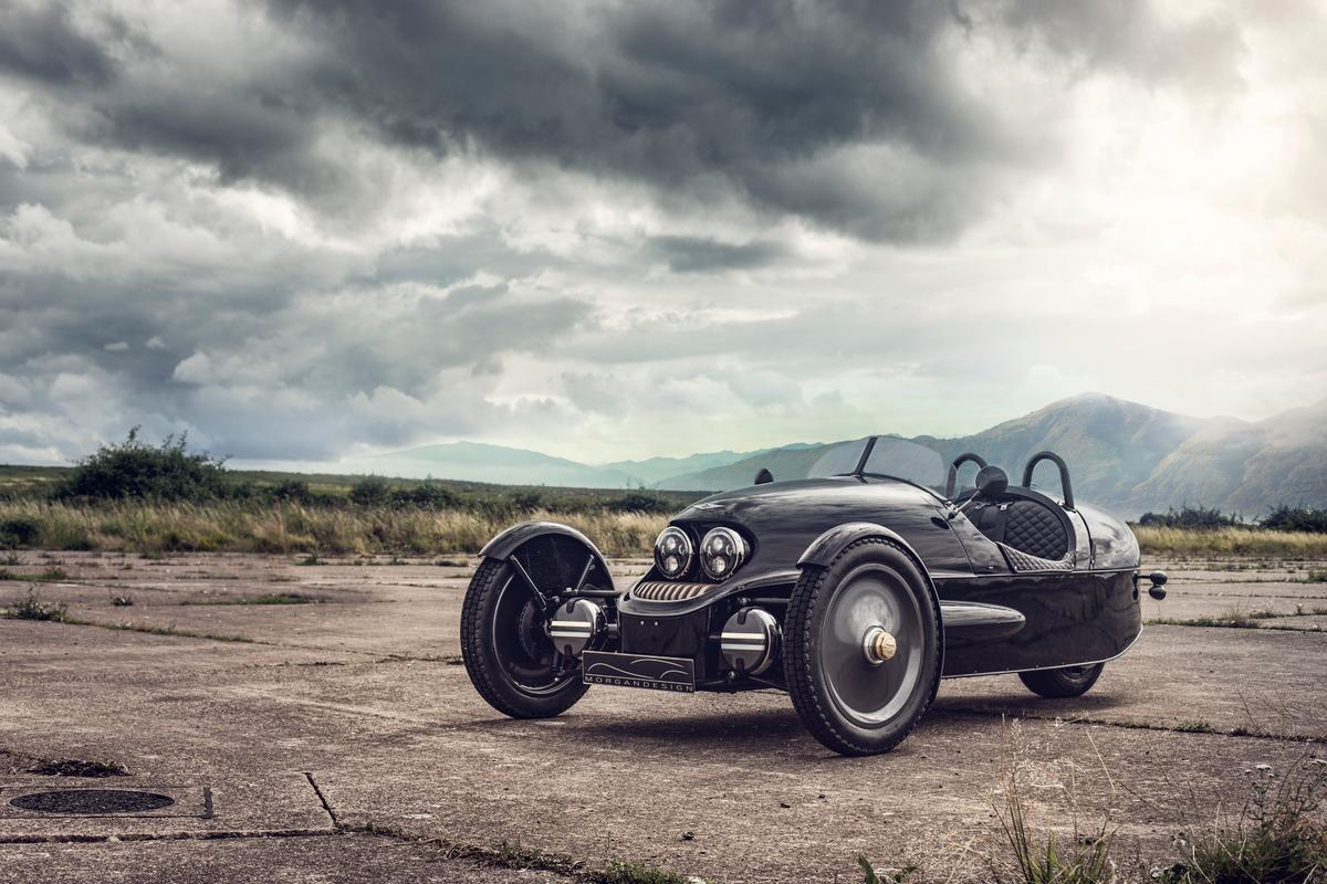 A first look at the EV3 UKEdition 1909 developed by Morgan andSelfridges