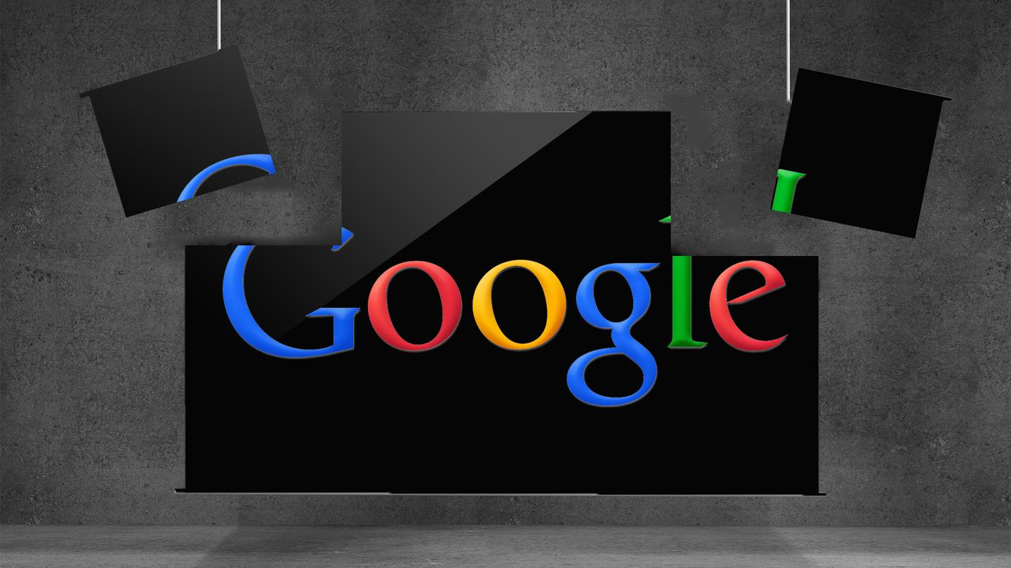 Google X labs is reportedly working on a modular display made up of many smaller screens (base image: Shutterstock, remixed by Will Shanklin/Gizmag.com)