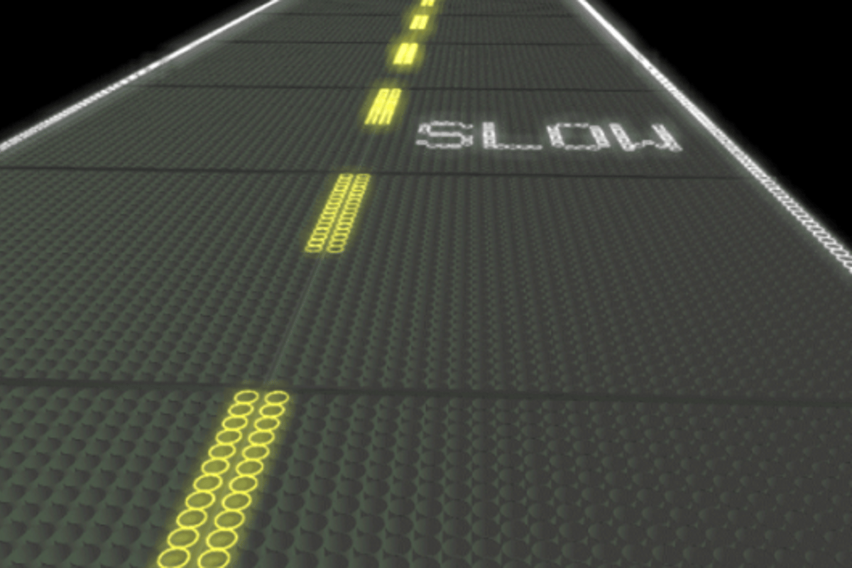 Solar Roadways wants to replace petroleum-based asphalt road surfaces with energy-producing solar panels