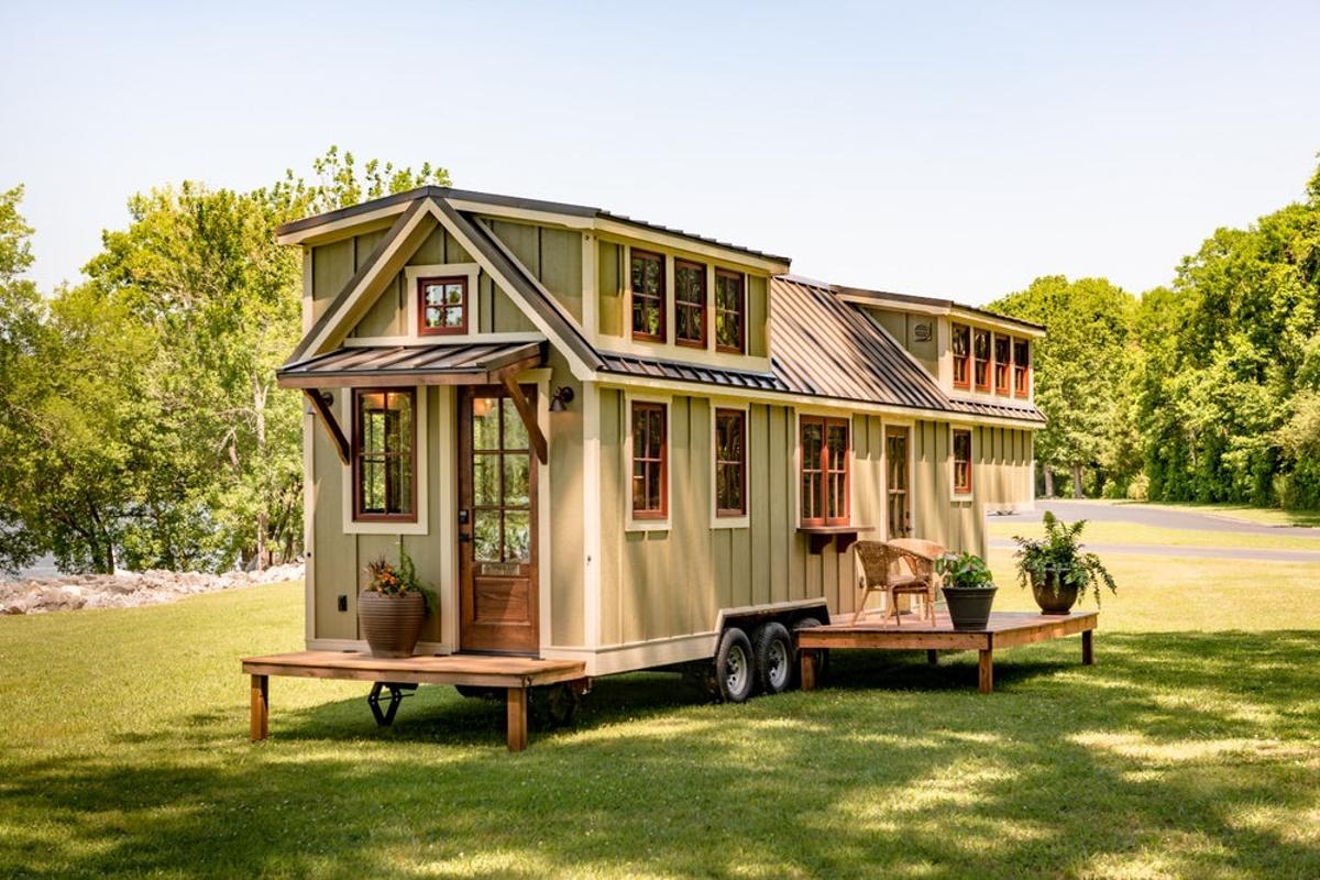 New Atlas highlights the best new luxury tiny houses currently for sale