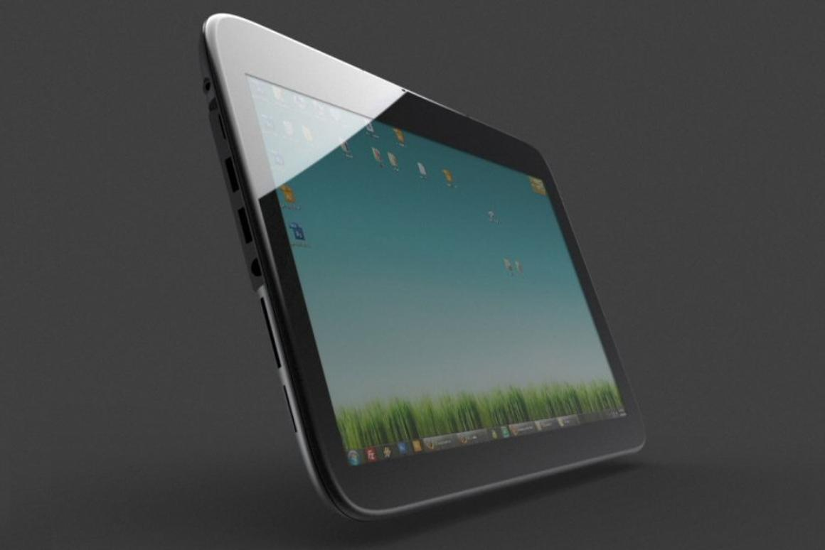 Pioneer Computers has announced the forthcoming availability of an 11.6 inch, Windows 7 tablet computer with built-in camera and up to 64GB of storage