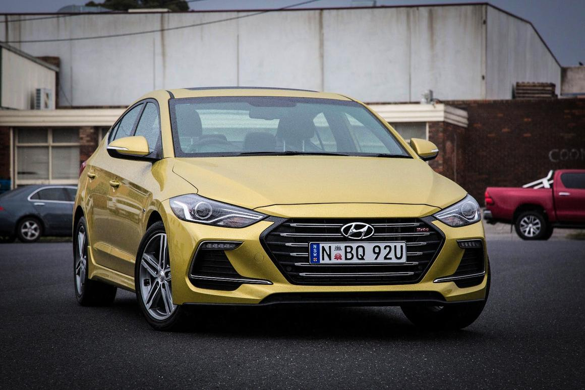 TheElantra SRTurbo is a nice halfway house between full-on performance and a regular car