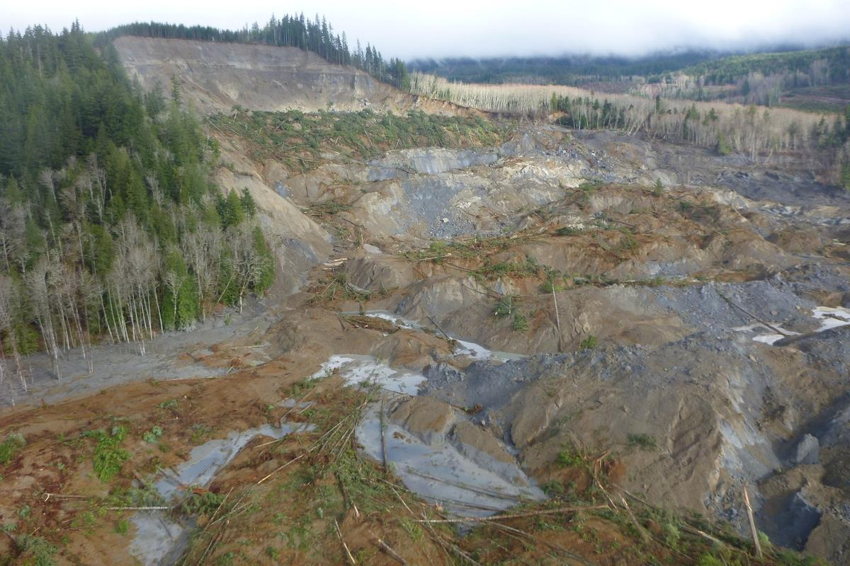 The March 22, 2014 SR530 landslide near Oso, Washington, caused 43 fatalities, destroyed a neighborhood, blocked a state highway, and temporarily dammed the North Fork Stillaguamish River