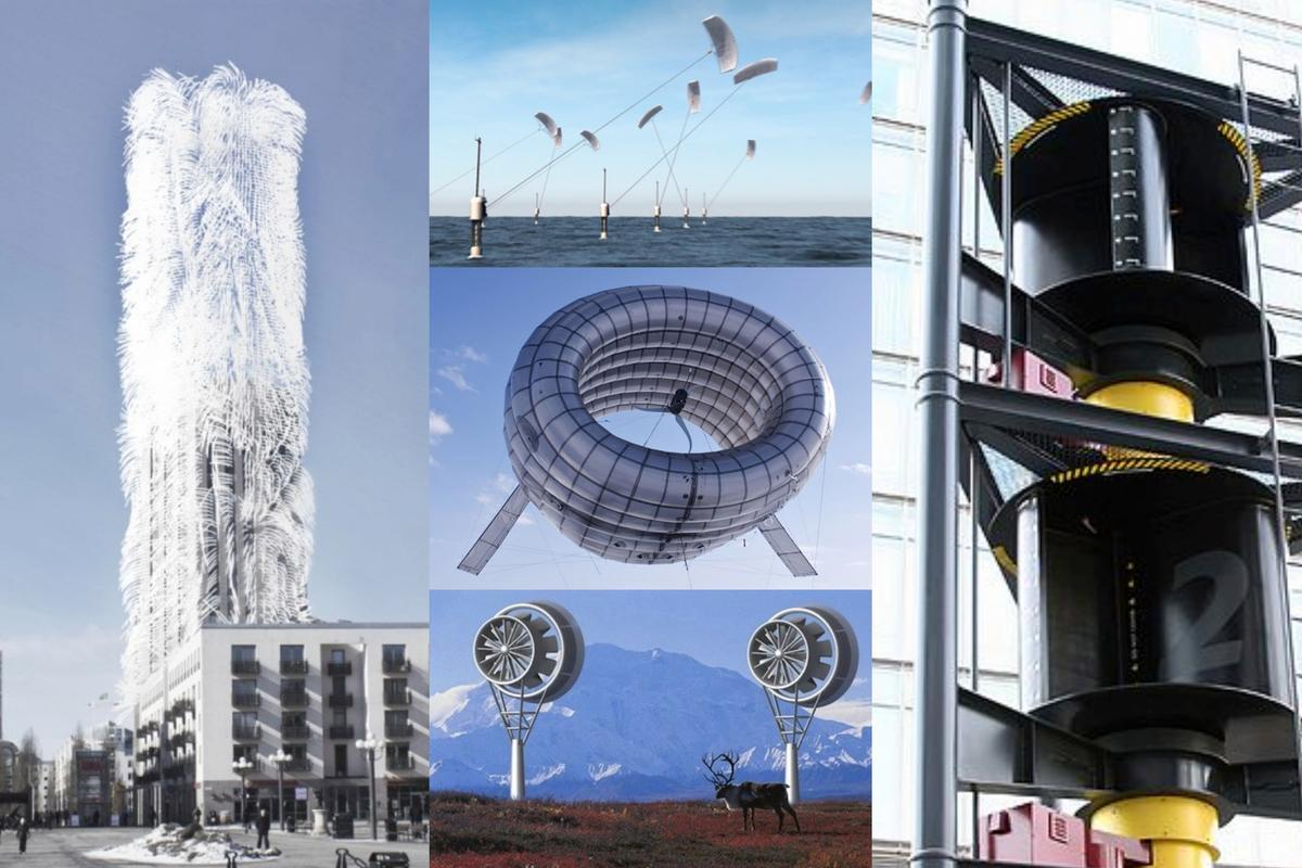 "Are ""innovative"" wind technologies ever a match for three-blade turbines?"