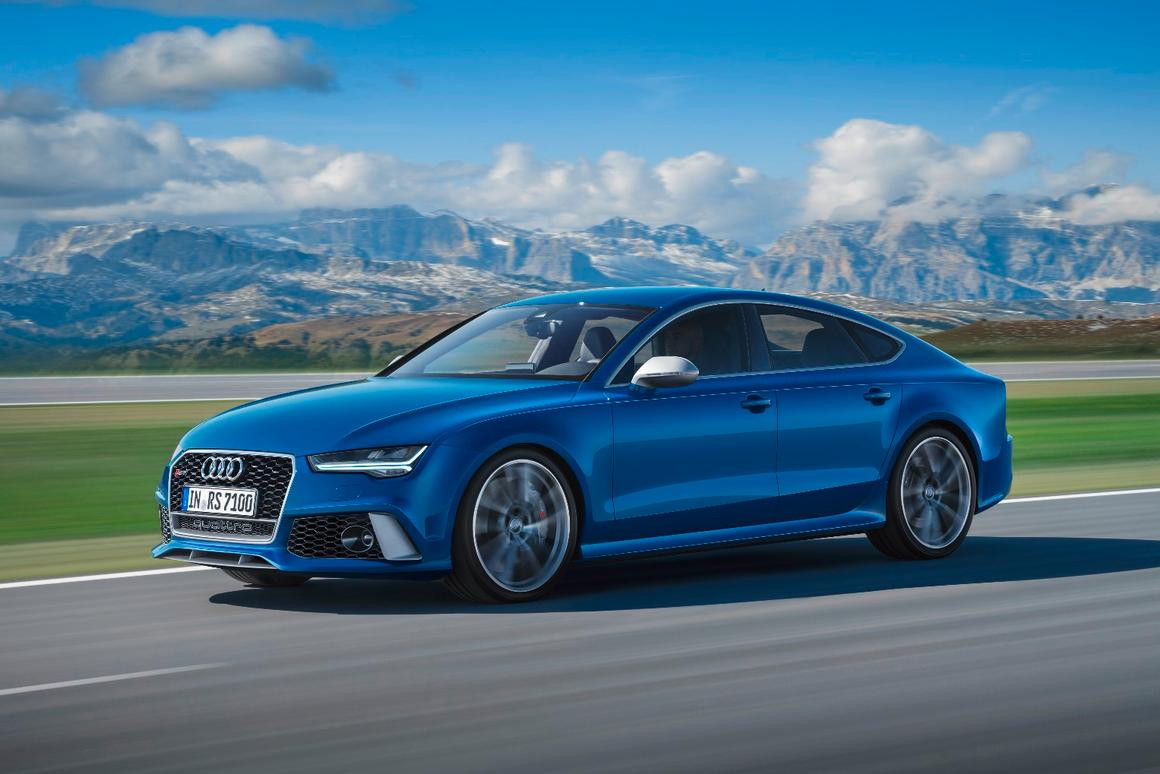 Audi's quick cars set themselves apart from other German marques with their quattro all-wheel drive system