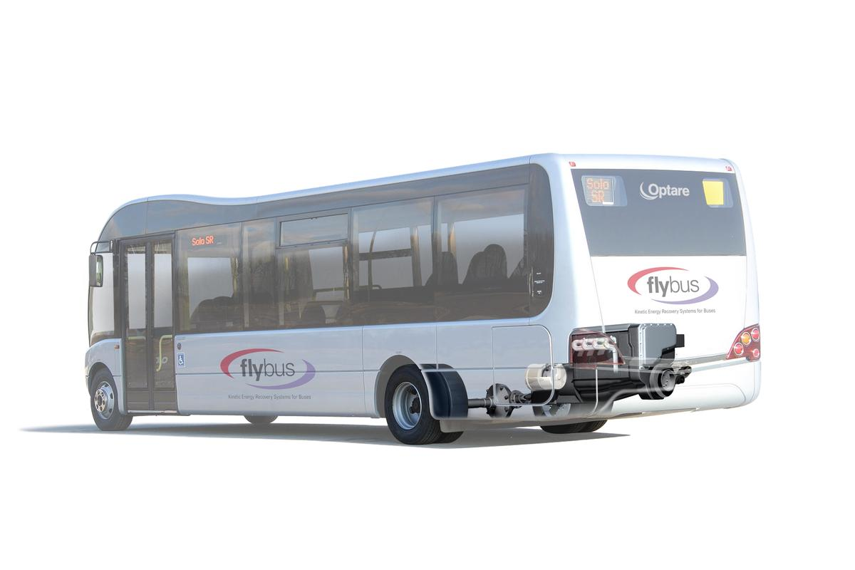 The Flybus consortium is set to start testing its prototype flywheel hybrid bus