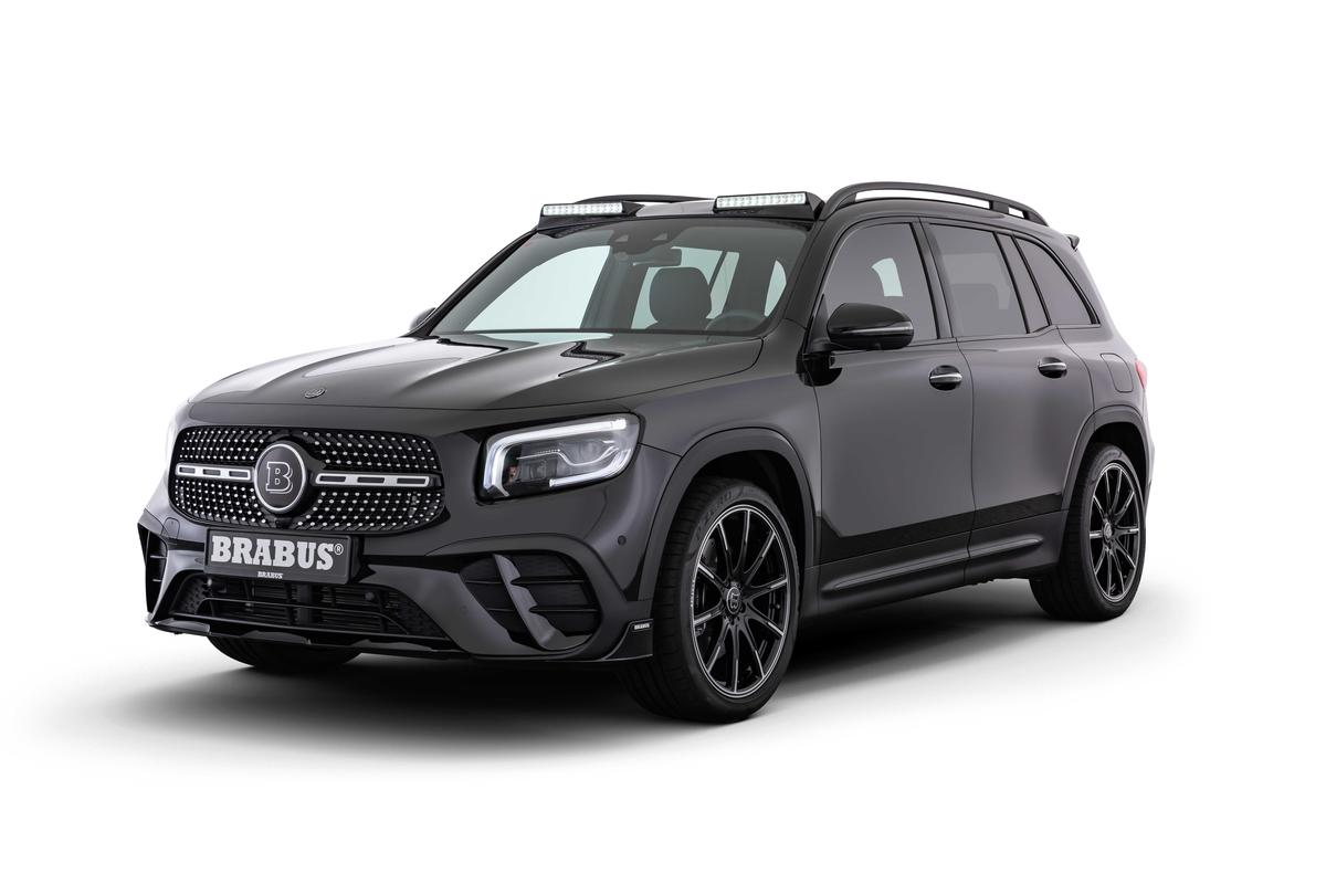 All Brabus upgrades come with a factory warranty from the installer