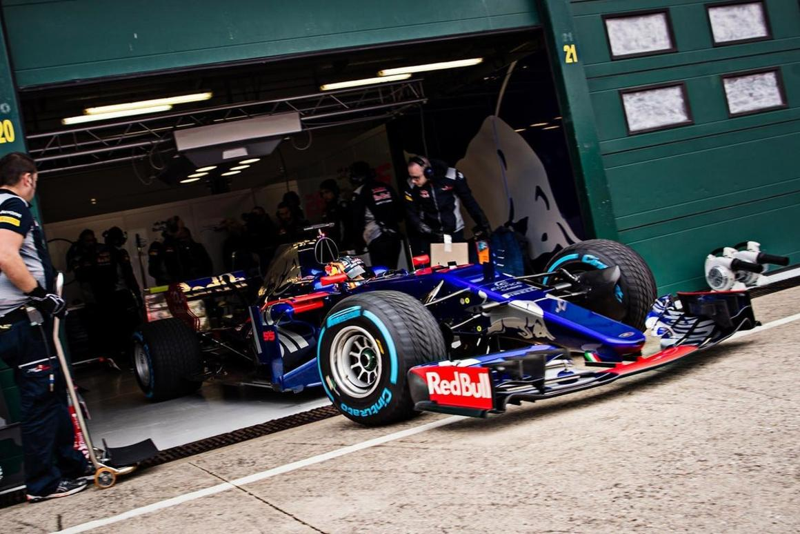 Check out the challengers for a new season of F1